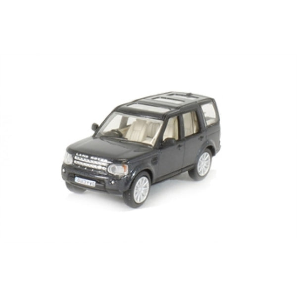 Oxford Diecast Land Rover Discovery 4 Baltic Blue - 76DIS004