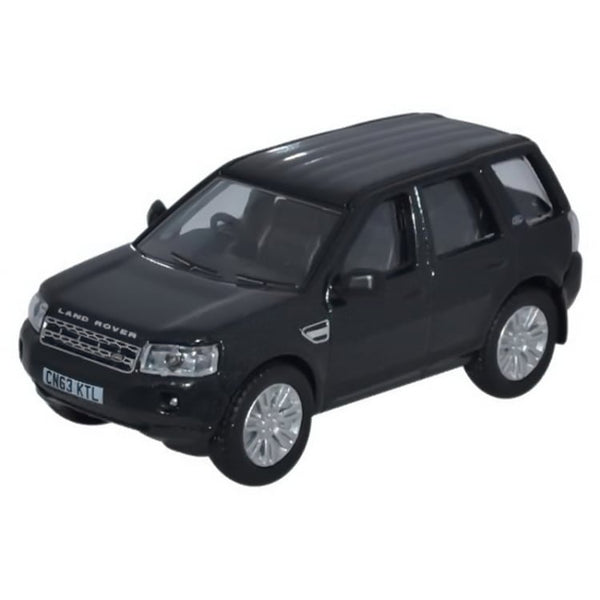 Oxford Diecast Land Rover Discovery 4 Santorini Black - 76DIS002