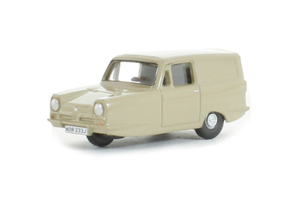 Oxford Diecast Reliant Regal Honey Beige - 76REL004