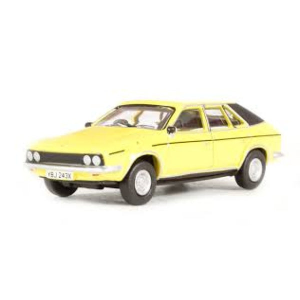 Oxford Diecast Snapdragon Yellow BL Princess - 76BLP003