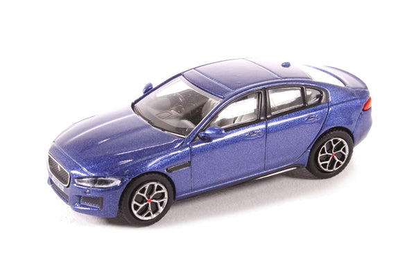 Oxford Diecast Jaguar XE Bluefire - 76JXE002
