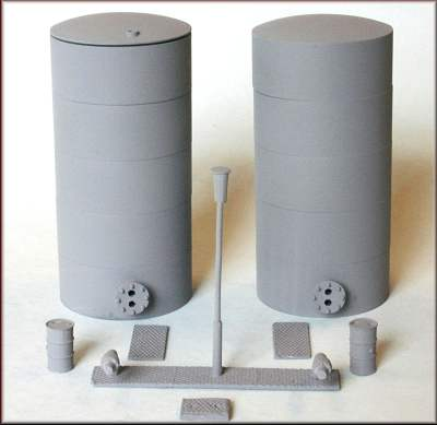 Knightwing PM135 Tanks / Silos