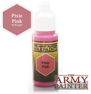 Army Painter Acrylic Warpaint - Pixie Pink