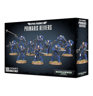 Space Marines : Primaris Reivers