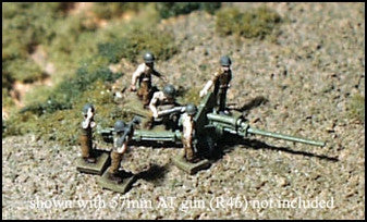 R55 Individual Russian Artillery Crews - Summer