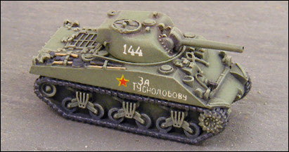 R69 M4A2 75mm Sherman (Russian)