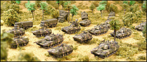 RC150 PLA Armoured Combat Team