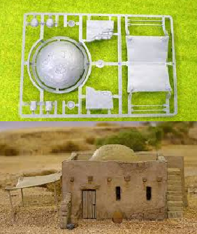 Renedra Accessory pack for Mud Brick House