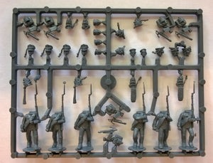 Perry Miniatures Russian Napoleonic Infantry Sprue