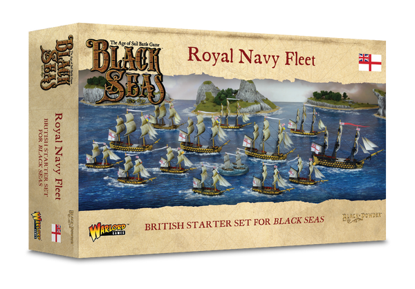 Black Seas: Royal Navy Fleet (1770 - 1830)