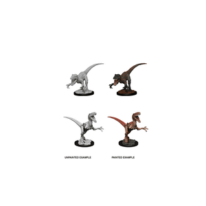 Raptors (WizKids Deep Cuts Miniatures)