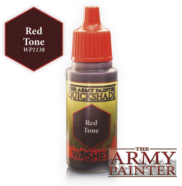 Army Painter Warpaint Wash - Red Tone