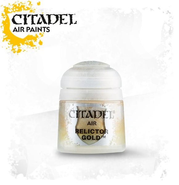 Citadel Air Paint Relictor Gold