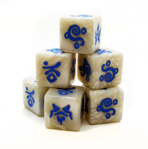 Saga: Age of Magic Dice