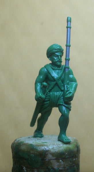 SEPY01 Early Sepoy/Peon Marching