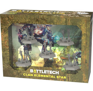 Battletech: Clan Elemental Star