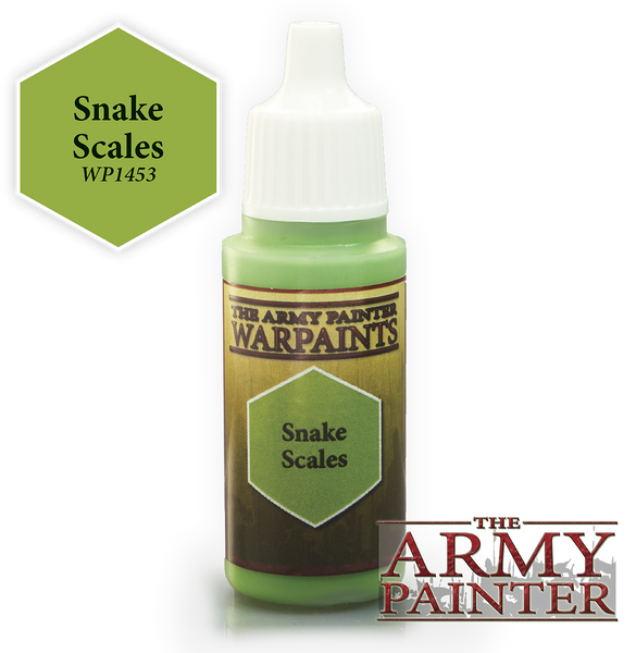 Army Painter Acrylic Warpaint - Snake Scales