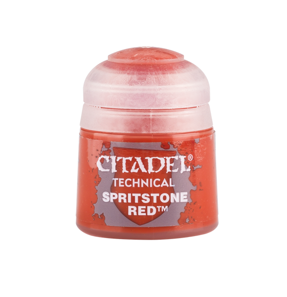 Citadel Technical Paint Spiritstone Red