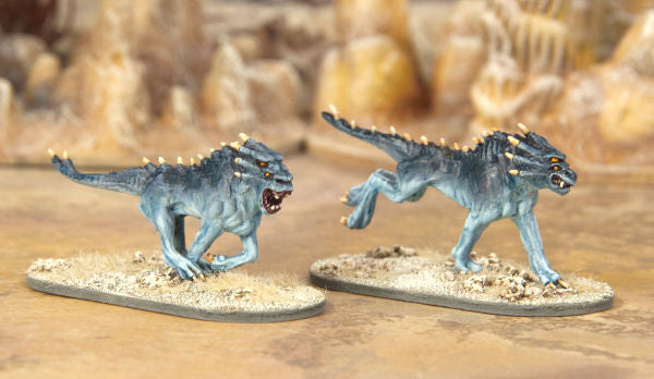 Stygian Panthers