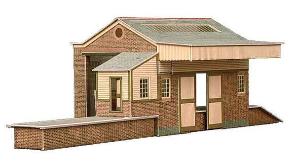 Superquick A07 Goods Depot