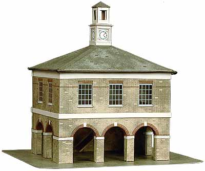 Superquick B35 Market House