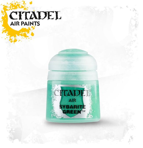 Citadel Air Paint Sybarite Green