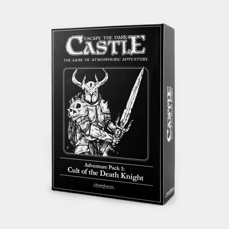 Escape The Dark Castle Adventure Pack 1: Cult of the Death Knight