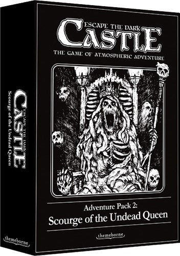 Escape The Dark Castle Adventure Pack 2: Scourge Of The Undead Queen