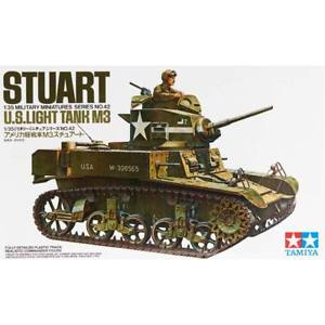Tamiya 1/35 U.S. Light Tank M3 Stuart