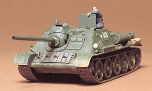 Tamiya 1/35 Russian Tank Destroyer SU-85