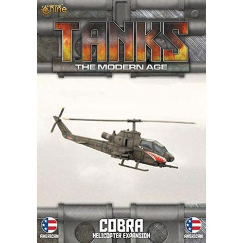 MTANKS29 Cobra Helicopter Expansion