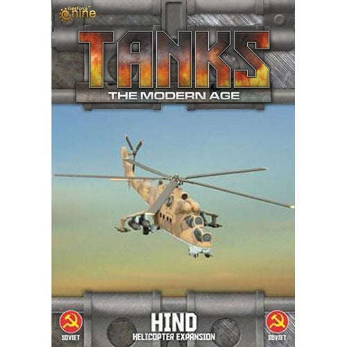 MTANKS28 Hind Helicopter Expansion
