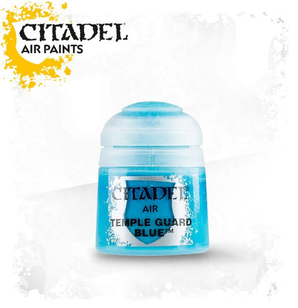 Citadel Air Paint Temple Guard Blue