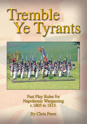 Tremble Ye Tyrants! (special price)