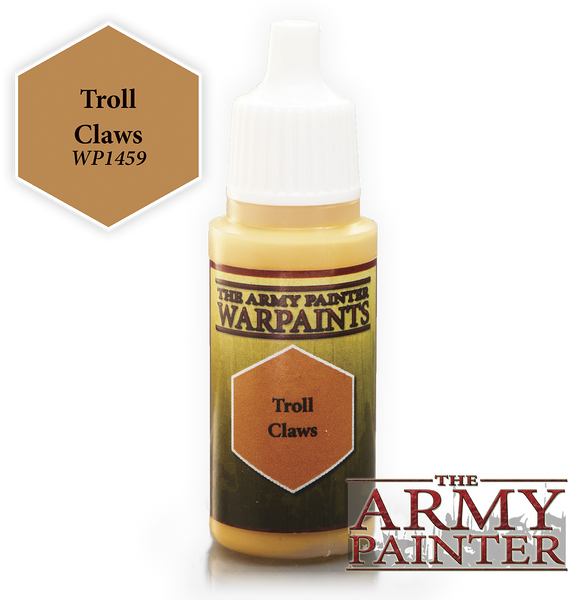 Army Painter Acrylic Warpaint - Troll Claws