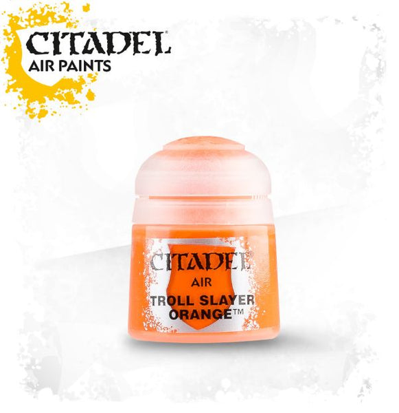 Citadel Air Paint Troll Slayer Orange