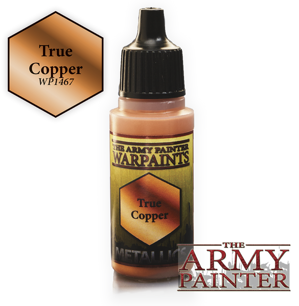 Army Painter Acrylic Warpaint -True Copper