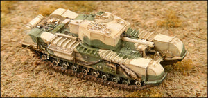 GHQ UK10 Churchill III