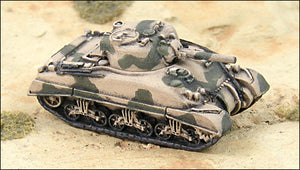 GHQ UK16 M4A1 Sherman II