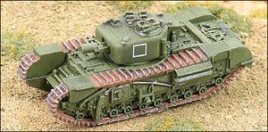 GHQ UK32 Churchill AVRE