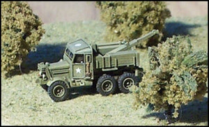 GHQ UK77 Scammell Recovery Vehicle