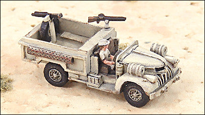 UK82 Chevy 30-cwt LRDG Truck