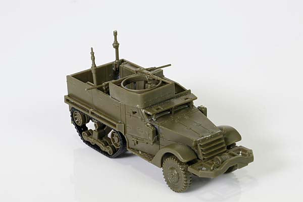 1/72 US M3A1 Half Track Normandy 44
