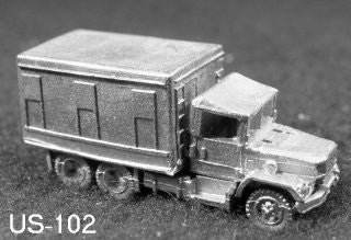 US-102 - M109 2 1/2 Ton Shop / Van Truck