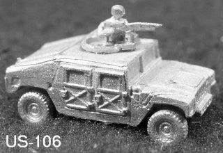 US-106 - M1025 HMMV with M-60 Light Machine Gun