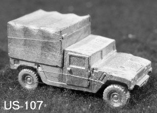 US-107 - M1037 HMMV High Top Cargo