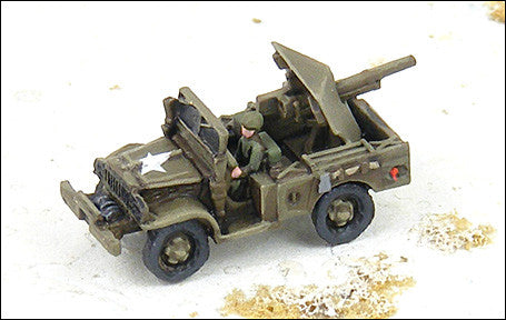 GHQ US100 WC-55 Dodge M6