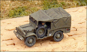 GHQ US39 WC-51 Dodge 3/4 ton Weapons Carrier