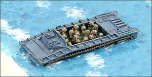 GHQ US60 LVT 2 Waterline Model