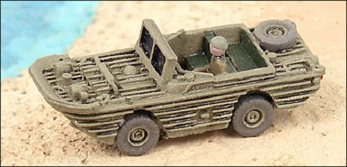 GHQ US67 Amphibious Jeep